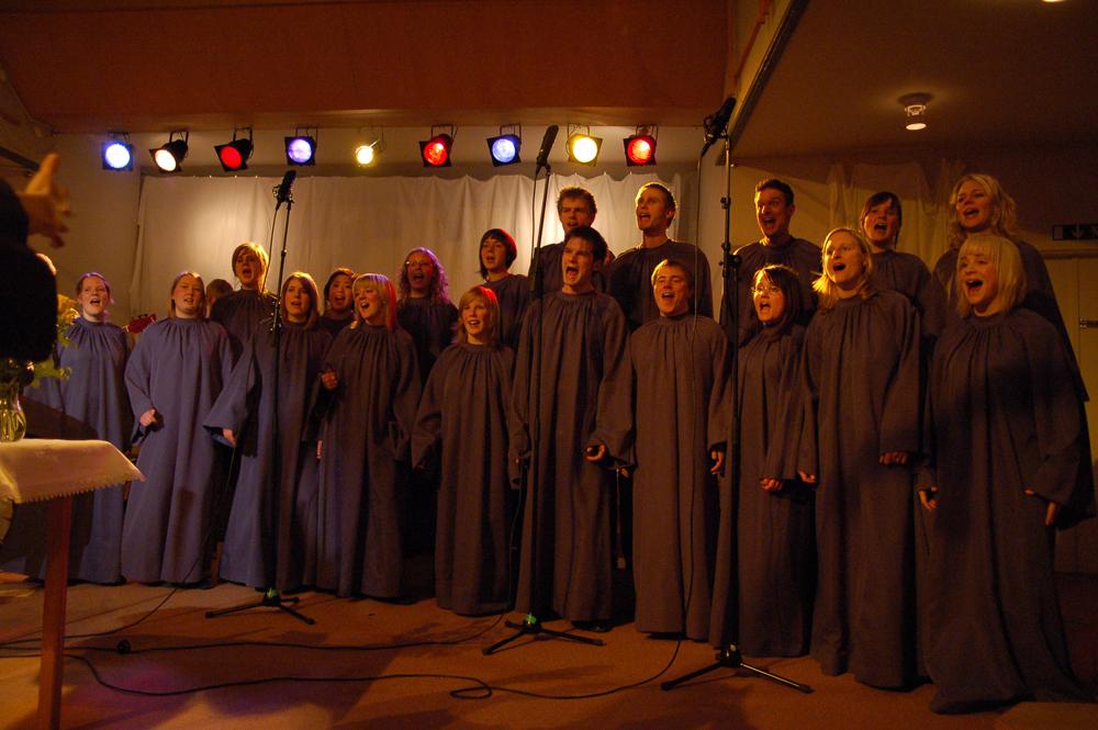 Luth Missionskyrkan Gospelkonsert