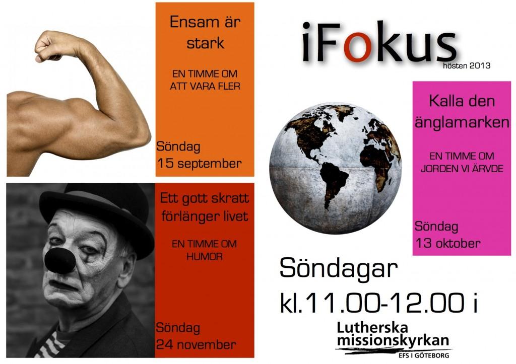 IFokus hösten 2013