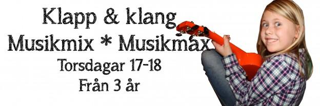 Musiktorsdag banner